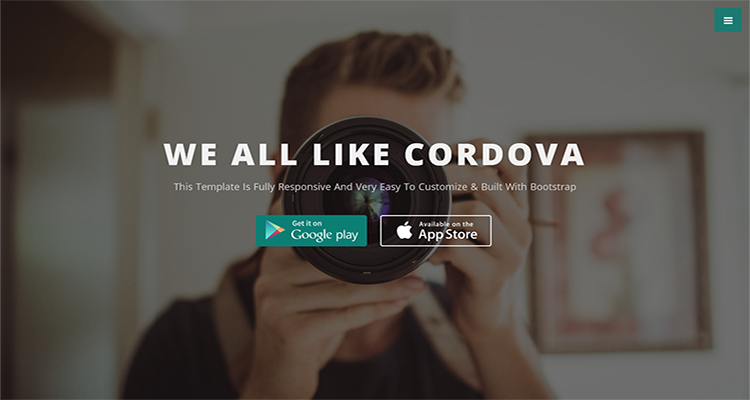 Cordova screenshot