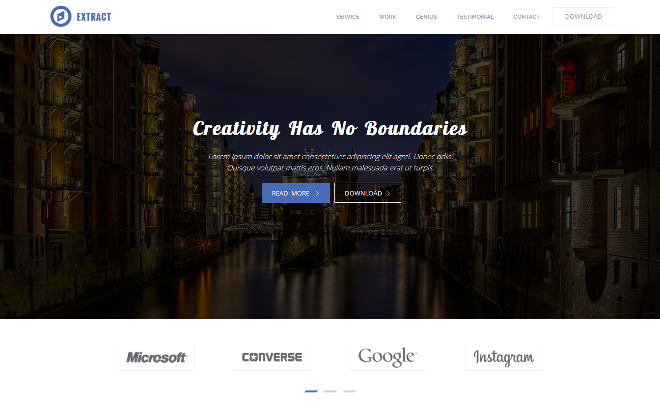 Top 10 Free Responsive Website Templates for Professional and ...
