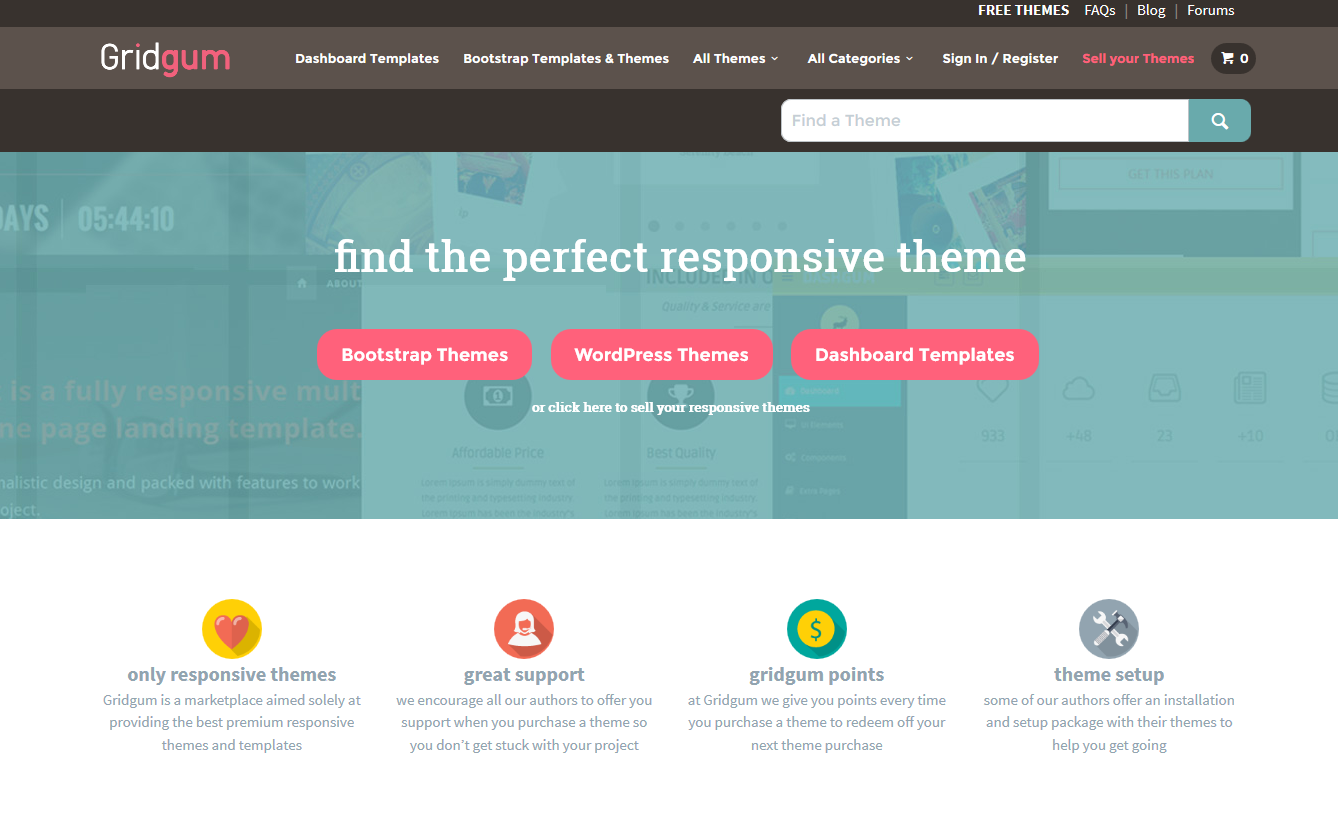 how to use bootstrap templates 10 best bootstrap themes templates marketplaces to buy