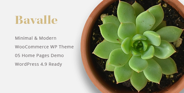 Bavalle - Responsive WooCommerce WordPress Theme