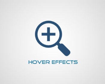 Hover view - Pure CSS Image Hover Effects