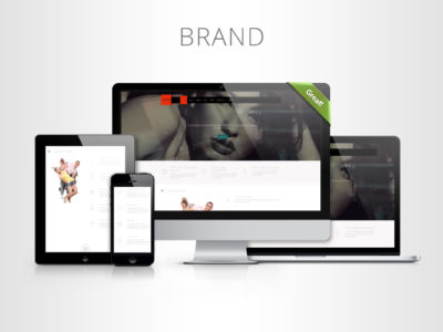 Brand - Multipurpose HTML Template