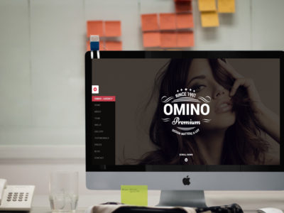 Omino – Responsive Bootstrap Bundle
