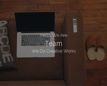 Team Lite - Creative Business Portfolio Template